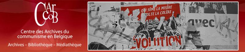 CArCoB - Archives Communistes